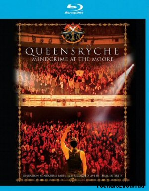Queensryche - Mindcrime at the Moore BD (Blu-ray Disc)