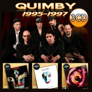 Quimby - 1995-1997 (Akciós csomag) 3CD