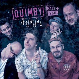 Quimby - Ajjajjaj Maxi CD
