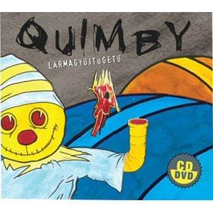 Quimby - Lármagyűjtögető CD+DVD