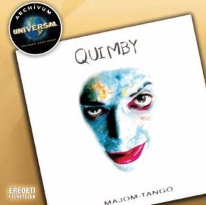 Quimby - Majom-tangó CD
