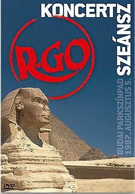 R-GO - Koncert Szeánsz - Budai Parkszínpad 1987. augusztus 5. - DVD