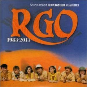 R-Go - 1983-2013 - Szikora Róbert legnagyobb slágerei (kartontokos) CD