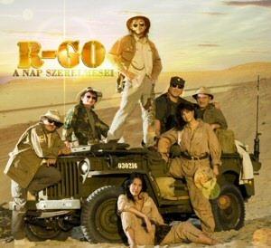 R-Go - A Nap szerelmesei CD