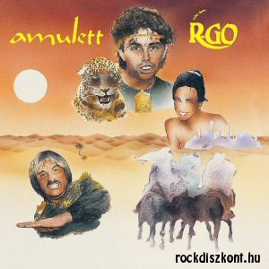 R-Go - Amulett (2009 remaster) CD