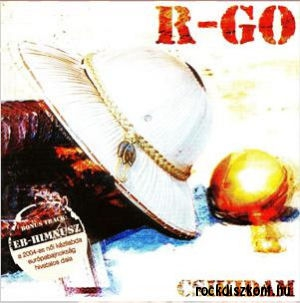 R-Go - Csikidam CD
