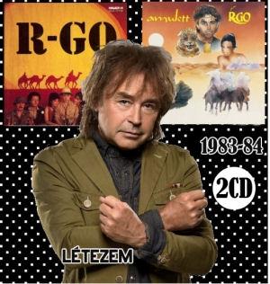 R-GO - Létezem - 2CD Akciós Pack