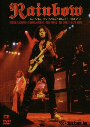 Rainbow - Live In Munich 1977 - DVD