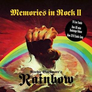 Ritchie Blackmore's Rainbow - Memories In Rock II - 2CD+DVD