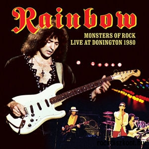 Rainbow - Monsters Of Rock - Live At Donington 1980 - CD+DVD