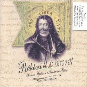 Friedrich Klára - Szakács Gábor - Rákóczi él CD
