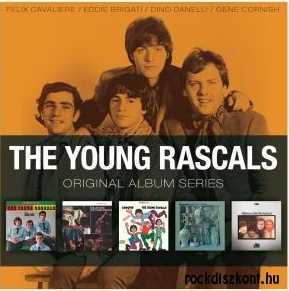 The Young Rascals - Original Album Series 5CD Box