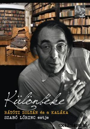 Rátóti Zoltán és a Kaláka - Különbéke - Szabó Lőrinc estje DVD