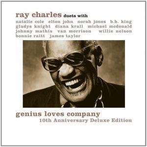 Ray Charles - Genius Loves Company - 10th Anniversary Deluxe Edition (180 gram Vinyl) 2LP