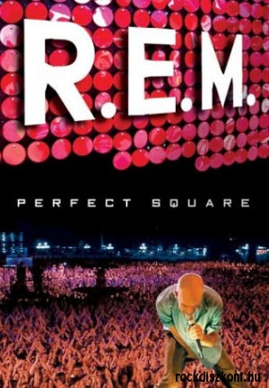 R.E.M. - Perfect Square DVD