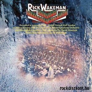 Rick Wakeman - Journey to the Centre of the Earth (Deluxe Edition) CD + DVD-Audio