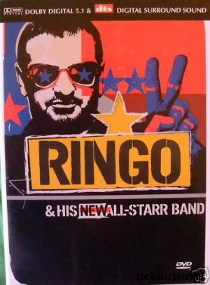 Ringo Starr & His New All Starr Band DVD