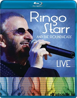 Ringo Starr and the Roundheads - Live BD (Blu-ray Disc)