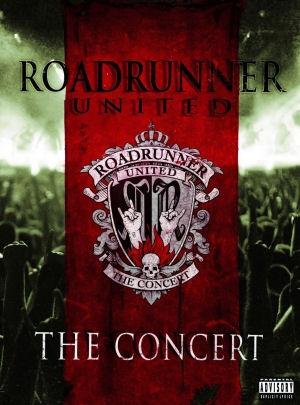 Roadrunner United - The Concert 2DVD