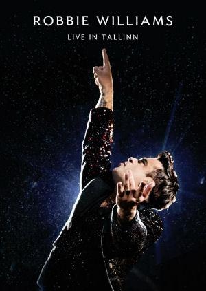 Robbie Williams - Live In Tallinn DVD