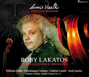 Roby Lakatos, Brussels Chamber Orchestra - Vivaldi: The Four Seasons (Hybrid) SACD
