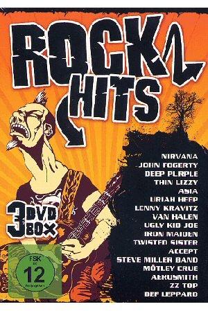 Rock Hits 3 DVD Box