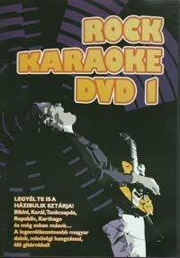 Rock Karaoke 1. DVD