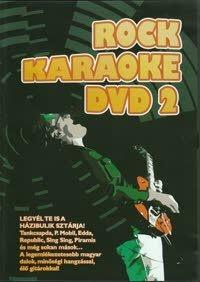 Rock Karaoke 2. DVD