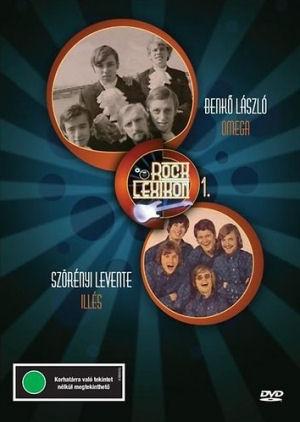 Rocklexikon 1. - Benkő László (Omega) és Szörényi Levente (Illés) DVD