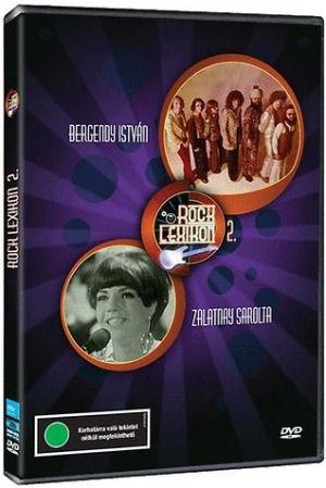 Rocklexikon 2. - Bergendy István és Zalatnay Sarolta DVD