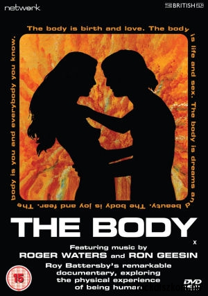 The Body - Featuring Music by Roger Waters and Ron Geesin (2013 remaster) DVD