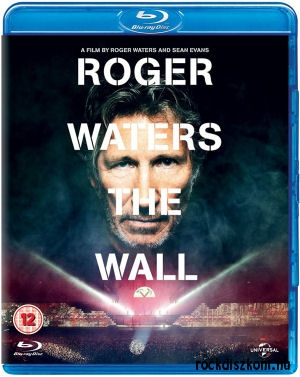 Roger Waters - The Wall - A Film by Roger Waters and Sean Evans BD (Blu-ray Disc)