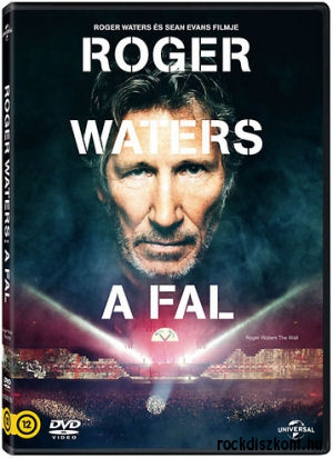 Roger Waters - A fal (The Wall) Roger Waters és Sean Evans filmje DVD