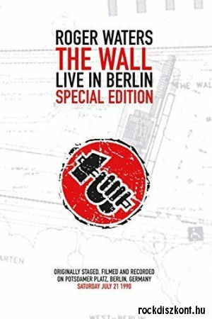 Roger Waters - The Wall Live In Berlin (Special Edition) DVD