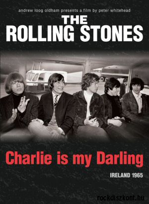 The Rolling Stones - Charlie is my Darling - Ireland 1965 - BD (Blu-ray Disc)