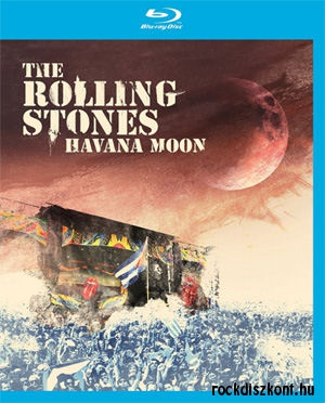 The Rolling Stones - Havana Moon Blu-ray