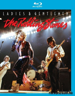 The Rolling Stones - Ladies & Gentlemen The Rolling Stones (Blu-ray)
