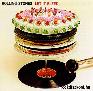 The Rolling Stones - Let It Bleed (Dsd Remastered) LP