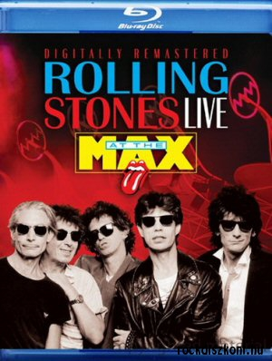 The Rolling Stones - Live at The Max BD (Blu-ray Disc)