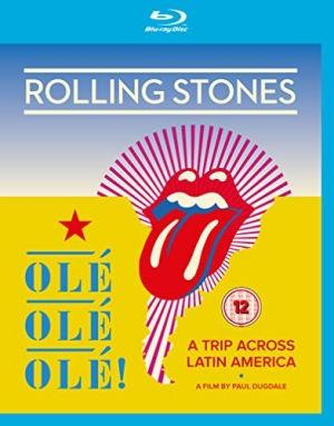 The Rolling Stones - Olé Olé Olé! - A Trip Across Latin America Blu-ray