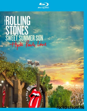 The Rolling Stones - Sweet Summer Sun - Hyde Park Live BD (Blu-ray Disc)