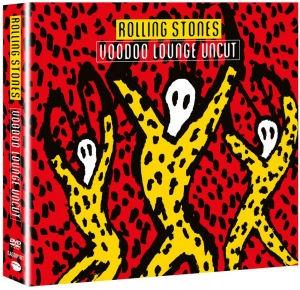 The Rolling Stones - Voodoo Lounge Uncut 2CD+Blu-ray