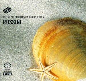 Gioachino Rossini - Overtures SACD