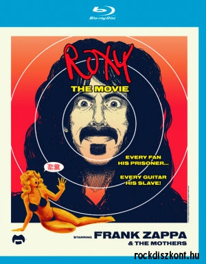Frank Zappa & The Mothers - Roxy - The Movie (Blu-ray)