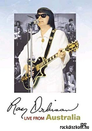 Roy Orbison - Live from Australia DVD