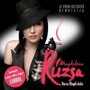 Magdaléna Rúzsa - Rúzsa Magdi dalai CD