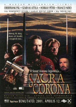 Sacra Corona - A Szent Korona legendája DVD