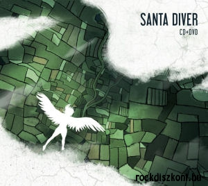 Santa Diver - Santa Diver CD+DVD