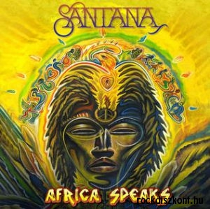 Santana - Africa Speaks (Vinyl) 2LP