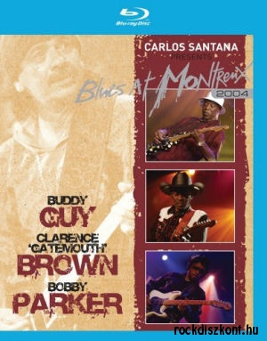 Carlos Santana Presents Blues at Montreux 2004 - BD (Blu-ray Disc)